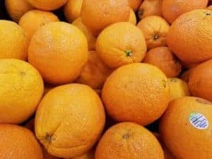 Because an orange is not just an orange
